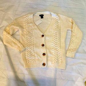 🧡3 for $25🧡 CENY grandpa Sweater cardigan NWT